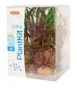 Plantes artificielles PlantKit Wiha N°3 - Zolux - Pour aquarium