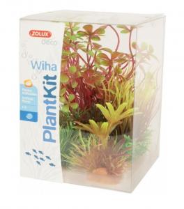 Plantes artificielles PlantKit Wiha N°4 - Zolux - Pour aquarium