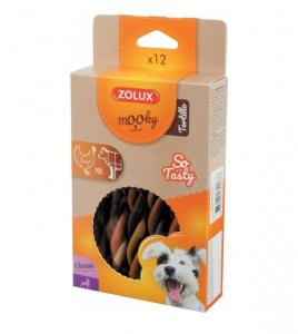 Friandise Mooky Classic Tortillo - Zolux - Pour chien - x 12
