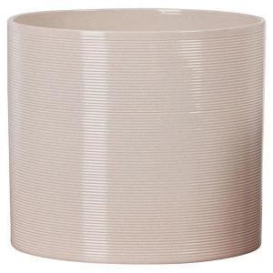 Cache-pot 828 - Deroma - sésame - Ø 33 cm