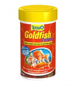 Aliment complet pour poissons rouges Tetra Goldfish Colour - Zolux - 100 ml