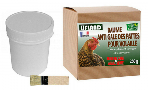BAUME ANTI GALE PATTE 250 GR