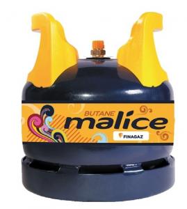 Charge Malice Butane - Finagaz - 5,5 kg