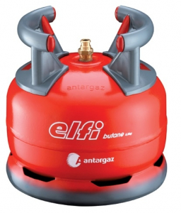 Charge Elfi Butane - Antargaz - 5,5 kg