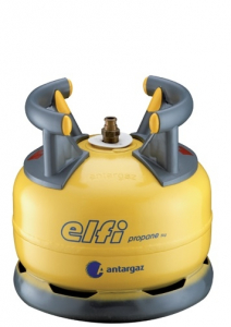 Charge Elfi Propane - Antargaz - 5,5 kg
