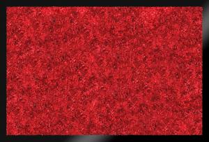 Tapis soft - Rouge - 60 x 80 cm