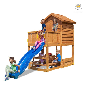 Aire de jeux Fungoo MyHouse Free Time Beach - Maxi station