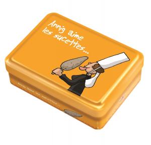 Caramel Annig aime les sucettes - DV - Boîte de 100 g