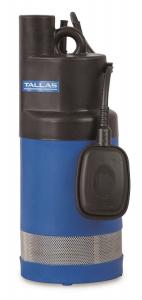 Pompe immergée D-SUB 60/4 - Tallas - Pour puits et citernes - 1100 W