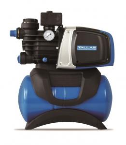 Pompe d'alimentation domestique avec réservoir - Tallas D-Boost - 850 W - 4,3 bars