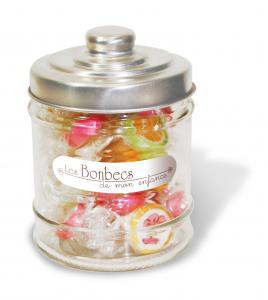 Pot de Bonbons Roksy - Les Bonbecs de mon enfance - 130 g