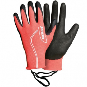 Gants Maxteen Série Touch - Rostaing - corail - T1012 ans