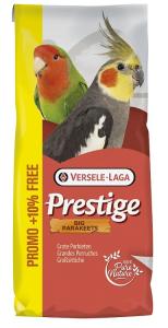 Prestige grandes perruches - Versele-Laga - 20+2 kg