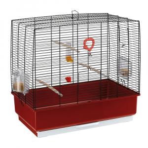Cage Rekord 4 - Ferplast - 60 x 32,5 x h 57,5 cm - Noir