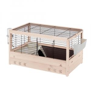 Cage Arena 80 - Pour cochons d'Inde - Ferplast - 82 x 52 x h 45,5 cm