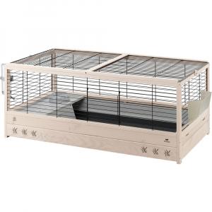 Cage Arena 120 - Pour lapins - Ferplast - 125 x 64,5 x h 51 cm