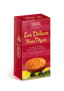 Galettes gourmandes - Les délices de Pont-Aven - 70 g