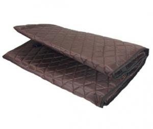 Couverture de protection pour voiture - Flamingo - 140 x 140 cm - Marron