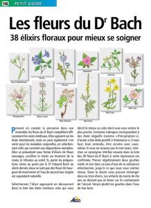 Les fleurs du Dr Bach - Livre