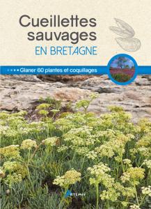 Cueillettes sauvages en Bretagne - Livre