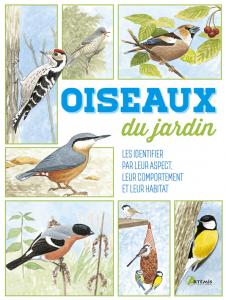 Oiseaux du jardin - Livre jardin