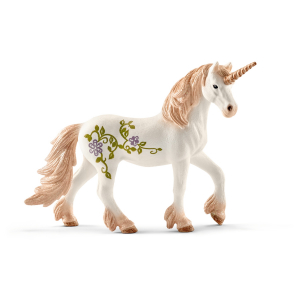 Figurine Licorne debout - Schleich - 15 x 8.5 x 18 cm