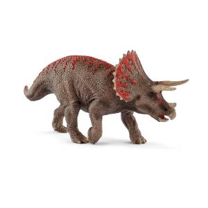 Figurine Tricératops - Schleich - 21.1 x 5.2 x 9.8 cm