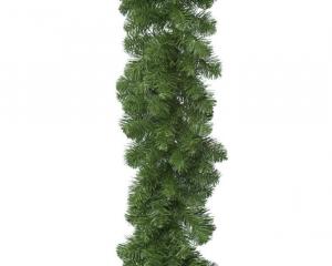 Guirlande imperial 2 plis - 180 branches - Vert - 2,70 m