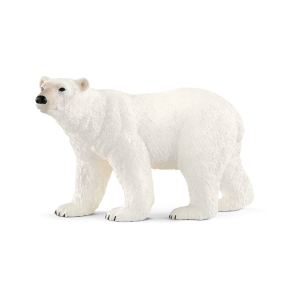 Figurine Ours Polaire - Schleich - 12.2 x 5.7 x 7.2 cm