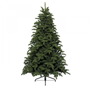 Sapin noble - 1630 branches - Vert - Ø 134 cm - 210 cm