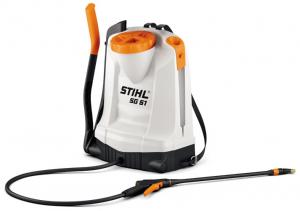 Pulvérisateur dorsal manuel - Stihl - SG 51 - 12 L