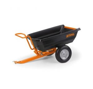 Remorque basculante Pick up 300 - STIHL - 150 L