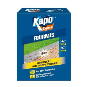 Anti-fourmis - Kapo - Granulés - 400 gr