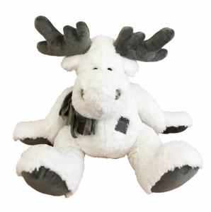 Peluche renne écru - 65 cm