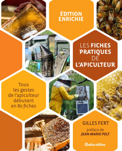 Les fiches pratiques de l'apiculteur - Livre jardin