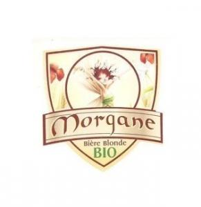 Bière blonde Morgane Bio - Lancelot - 5,5° - 75 cl
