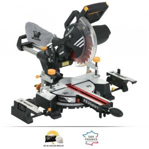 Scie à onglet radiale Energysaw-210sl2 - PEUGEOT - Ø 210 mm - 1600 w