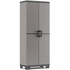 Lot armoire haute + armoire basse - KIS ABM - Gris