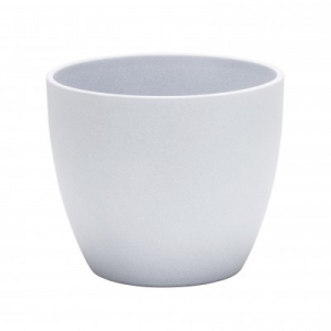 Cache-pot 920 - Deroma - grey stone - Ø 22 cm