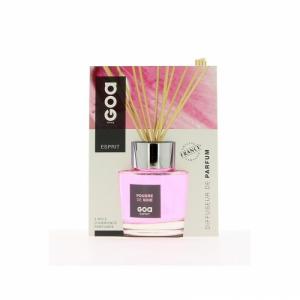 Diffuseur de parfum d'ambiance - Poudre de soie
