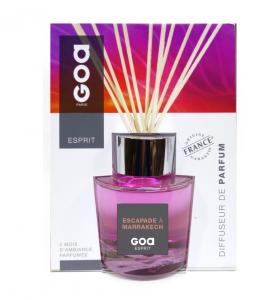 Diffuseur parfum Esprit Goatier - Goa - Escapade à Marrakech - 200 ml