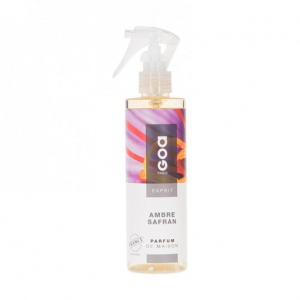 Parfum d'ambiance en spray - Ambre safran