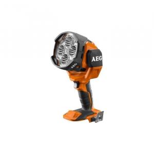Lampe torche 18 V - AEG - BTL 18-0 sans batterie ni chargeur