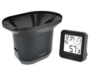 Pluviomètre électronique WS9003-BLA - Noir
