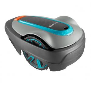 Tondeuse robot Sileno City 500 - Gardena - Batterie Lithium-ion - 500 m²