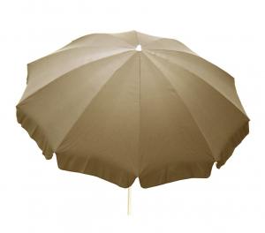 Parasol Monte-Carlo - Jardin privé - Ø 180 cm - Taupe