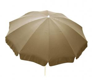 Parasol Monte-Carlo - Jardin privé - Ø 240 cm - Taupe