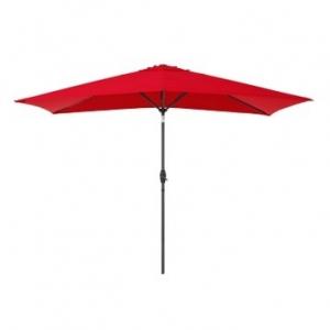 Parasol rond - Pratik - Ø 250 cm - Carmin