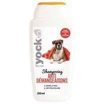 Shampoing anti-démangeaison pour chien - Yock - 250 ml