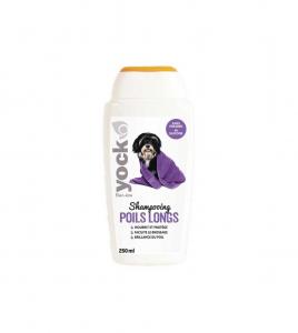 Shampoing pour chiens à poils longs  - Yock - 250 ml
